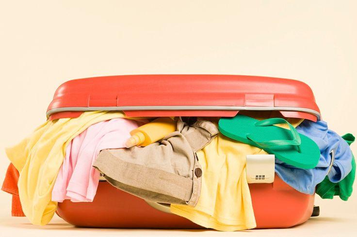 Cómo evitar que la maleta se nos vaya de las manos
