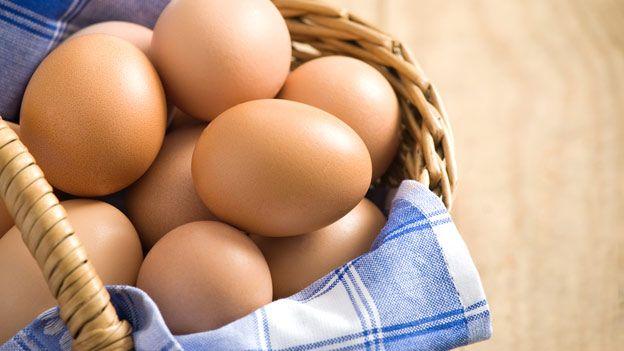 cocinar huevos