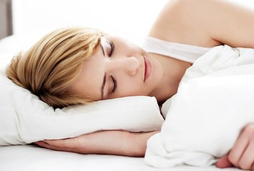 Dormir con el móvil