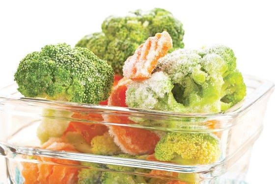 alimentos que se pueden congelar