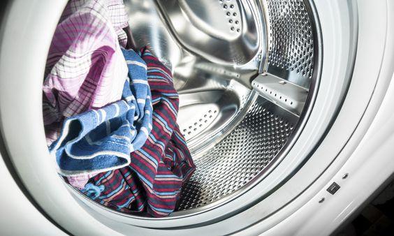 buenas prácticas al poner la lavadora