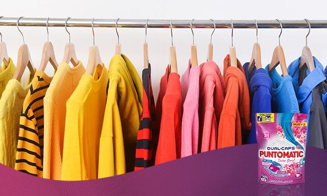 Trucos para mantener tu ropa nueva como el primer día