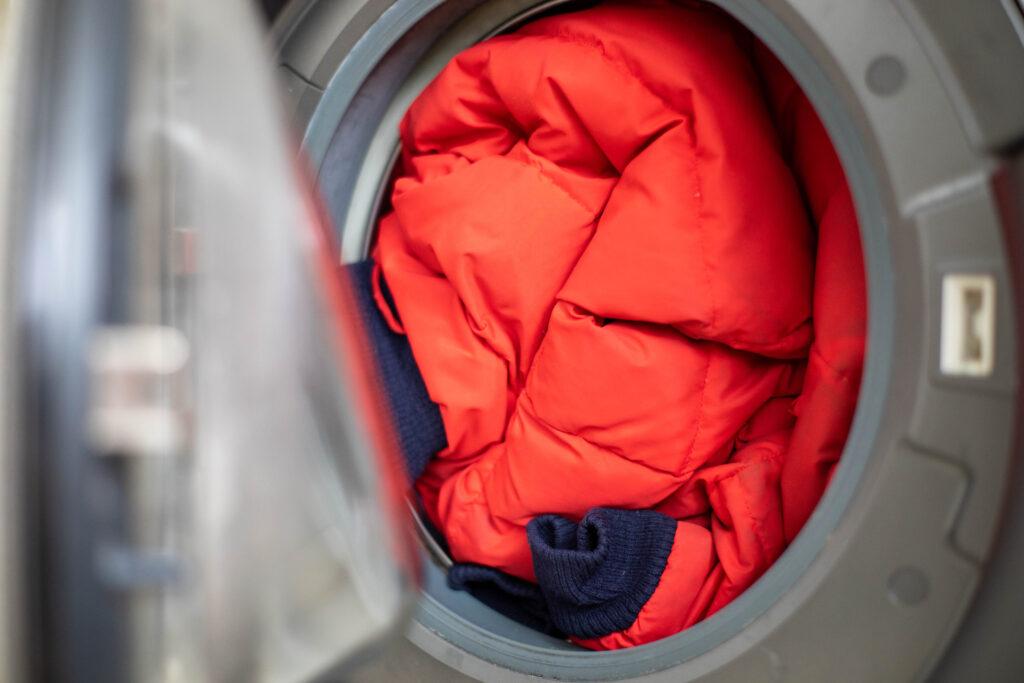Cómo lavar chaquetones sin dañarlos